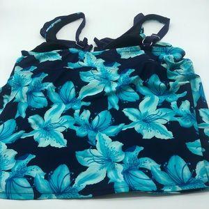 St. John's Bay Swim - St. John's Bay swimsuit top